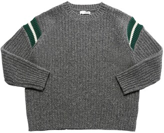 Stella McCartney Kids Wool Blend Knit Sweater