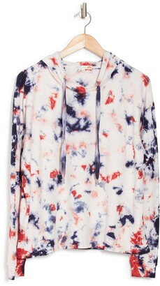 Cara Tie-Dye French Terry Pullover Hoodie