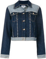 Tommy Hilfiger Tommy x Gigi studded denim jacket