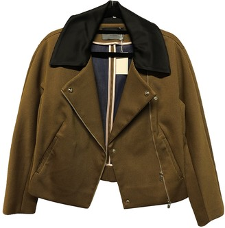 Antipodium Brown Jacket for Women