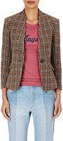 Etoile Isabel Marant Women's Lardy Wool-Blend Single-Button Blazer