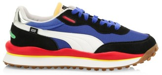 Puma Men's Style Rider Play On Sneakers