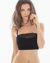 Soma Intimates Reversible Lace Cami Bralette