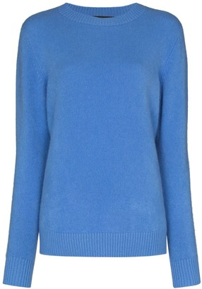 The Elder Statesman Simple cashmere jumper