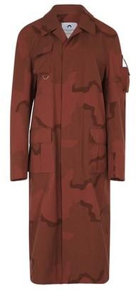 Marine Serre Military coat