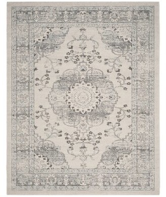 One Allium Way Rutherford Oriental Beige Area Rug Rug Size: Rectangle 4' x 6'