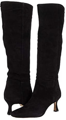 Sam Edelman Lillia (Black) Women's Pull-on Boots