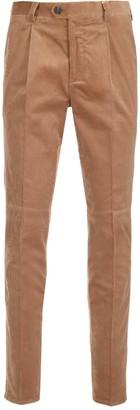 Brunello Cucinelli Corduroy Slim-Fit Pants