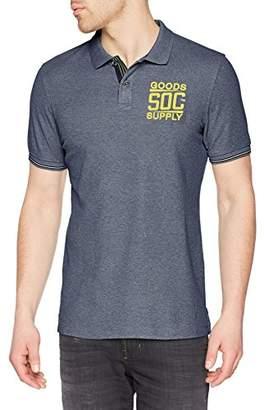 S'Oliver Men's 13.803.35.5449 Polo Shirt,M