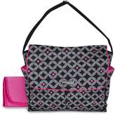 Chicco Carter's Pink & Black Child of Mine Bag