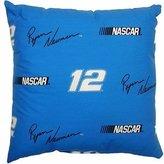 "Springs Ryan Newman Nascar Pillow 17"" Square"