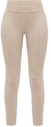 Vaara Millie High-rise Leggings - Womens - Light Brown