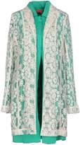 MANILA GRACE DENIM Overcoats - Item 41729576
