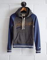 Tailgate Women's Notre Dame Popover Hoodie