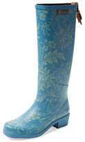 Aigle Miss Juliette Bottilon Print Rain Boot