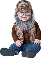 Incharacter Costumes Duck Dynasty Baby Boy's Uncle Si Costume