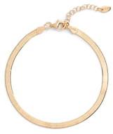 Argentovivo Snake Chain Bracelet