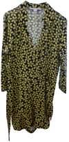 Diane von Furstenberg Green Silk Jumpsuit for Women