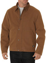 Dickies Sanded Duck Sherpa-Lined Jacket - Big & Tall