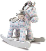Toddler Little Bird Told Me Rosie & Mae Rocking Horse & Stuffed Animal