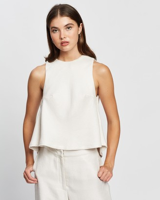 BONDI BORN Women's Evening Tops - The Line Top - Size One Size, XS at The Iconic