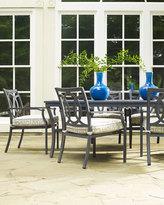 Lane Venture Raleigh Rectangular Outdoor Dining Table