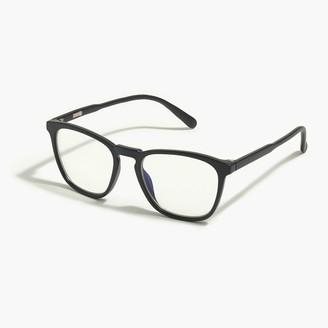 J.Crew Matte blue-light glasses