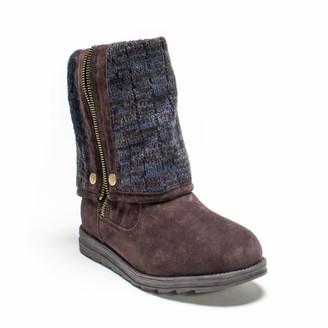Muk Luks Women's Demi Marl Boot