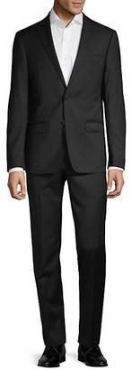 Calvin Klein Extra Slim-Fit Wool Suit