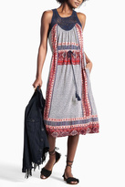 Lucky Brand Crochet Festival Dress