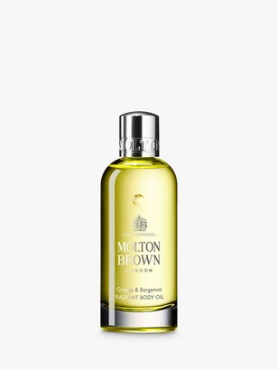 Molton Brown Orange & Bergamot Radiant Body Oil, 100ml