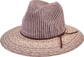 San Diego Hat Company Knit Pattern Fedora CTH8076 (Women's)