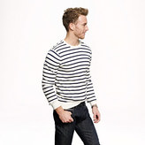 J.Crew Cotton-cashmere sweater in nautical stripe