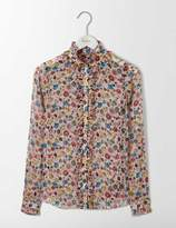 Boden Grace Silk Shirt