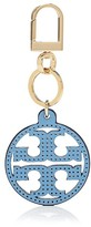 Tory Burch Perforated Logo Key Fob