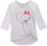 Hybrid Disney's Minnie Infinite T-Shirt, Big Girls (7-16)