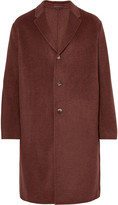 Acne Studios - Chad Oversized Double-Faced Wool and Cashmere-Blend Overcoat