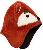 John Lewis Children's Fox Trapper Hat, Orange