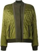 Maison Margiela quilted bomber jacket