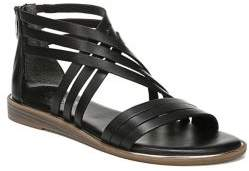 Franco Sarto Gaetana Strappy Flat Leather Sandals