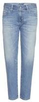 AG Jeans The Ex-boyfriend Slim Cropped Jeans
