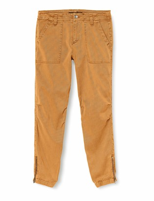 MAC Jeans Women's Day 2.05 Chino Worker Straight Jeans