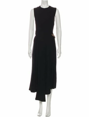 Victoria Beckham 2014 Long Dress w/ Tags Black