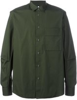Oamc classic shirt - men - Cotton - XL