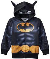 Boys 4-7x DC Comics Batman Mask Hoodie