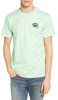 Obey Men's Breezy Graphic T-Shirt