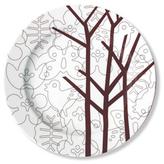 Season - Brown Serving Plate