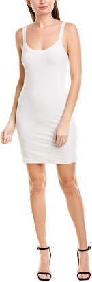 David Lerner Aiden Linen-Blend Mini Dress