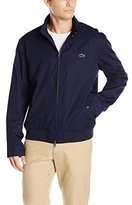 Lacoste Men's Business Casual Harrington Jacket