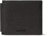 Lanvin - Grained-leather Billfold Wallet